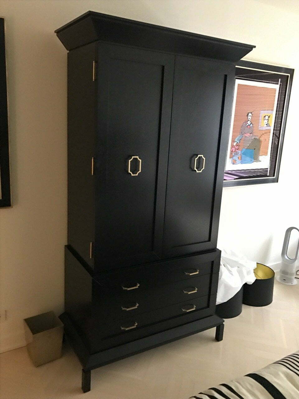 image of custom made furniture chicago